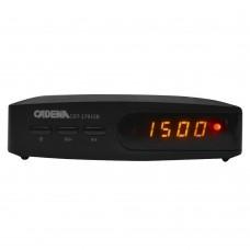 Приемник цифровой эфирный CADENA CDT-1791SB DVB-T2
