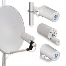 Комплект KSS-Pot MIMO для установки 3G/4G USB модема в спутниковую тарелку