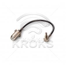 Пигтейл (кабельная сборка) CRC9-F (female)